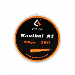 Geekvape - Kanthal A1 28ga -  10m.