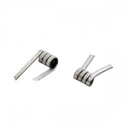 Ni80 Corrugated 0.09Ω - GM Coils
