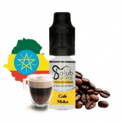 Café moka 10ml - Solubarom ΑΡΩΜΑ