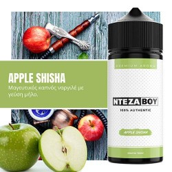 NTEZABOY Apple Shisha 25ml (120ml)