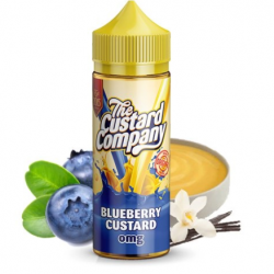 The Custard Company Blueberry Custard 120ML SHORTFILL