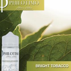 Philotimo Flavour Shots Bright Tobacco.