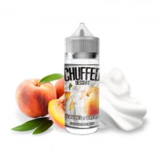 Peaches & Cream 120ml - Chuffed Dessert SHORTFILL