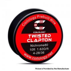 Twisted Spools Coilology Ni80 4x28-Ni80
