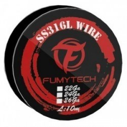 Fumytech SS316L Wire 10m