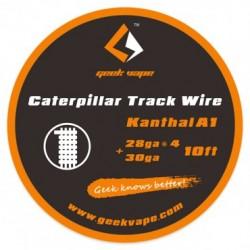 GeekVape kanthal A1 Caterpillar Track Wire