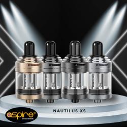 Nautilus XS By Aspire.