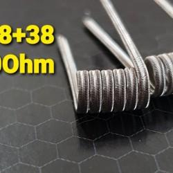 Pitbull Alien tricore ni80 3x28+38- 0,30 ohm