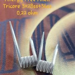 Pitbull - Alien Tricore SS 3x28+36/o.22ohm.(2τεμ).