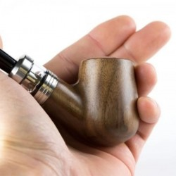 Epipe Bent Walnut 18350  - Créavap.