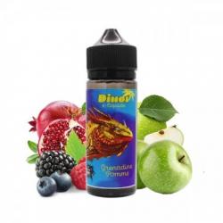Grenadine Pomme 120ml - Dinos shortfill
