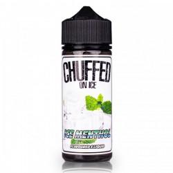 ICE Menthol By Chuffed On ICE 120ml Shortfill.