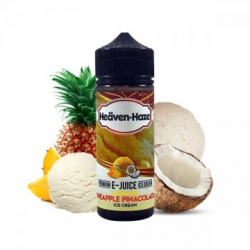 Aloha Mix Pineapple Pinacolada Ice Cream 120ml - Heäven Haze shortfill