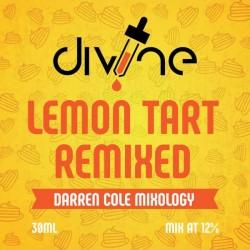Divine - Lemon Tart Remixed 30ML