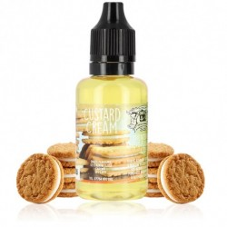 Custard Cream 30ml - Chefs Flavours