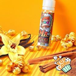 Vanilla and Cinnamon Popcorn By Mr Wicks 60ml Shortfill.