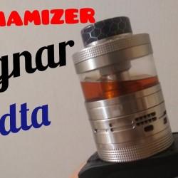 Aromamizer Ragnar RDTA 35mm 18ml - Steam Crave