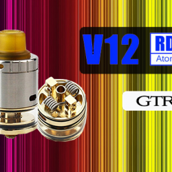 GTRS V12 RDTA